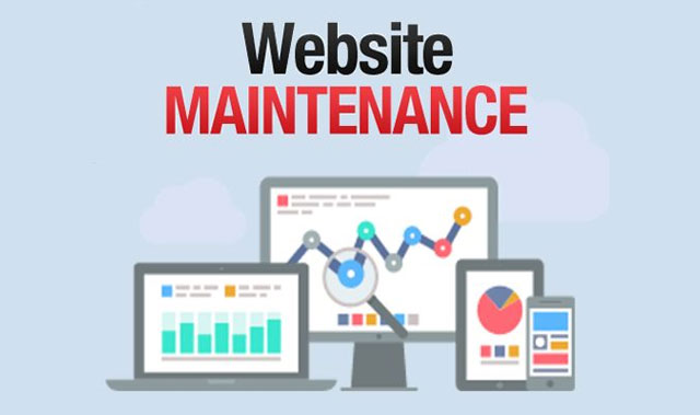 Full website maintenance Service London